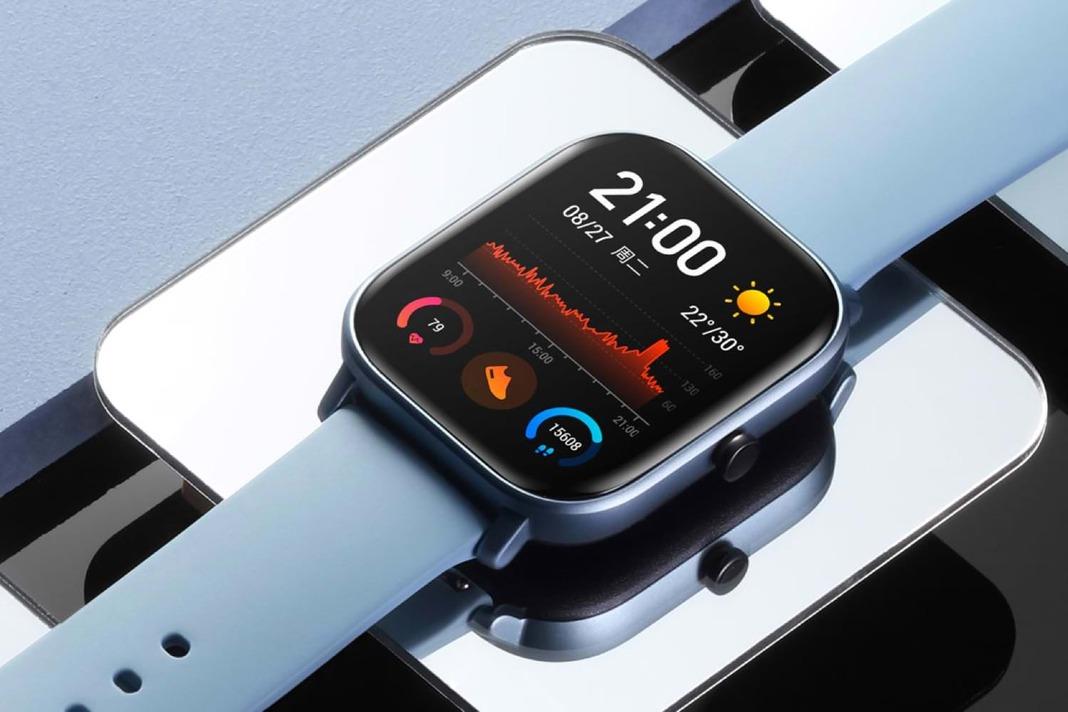 Xiaomi Amazfit GTS стали недорогим клоном смарт-часов Apple Watch