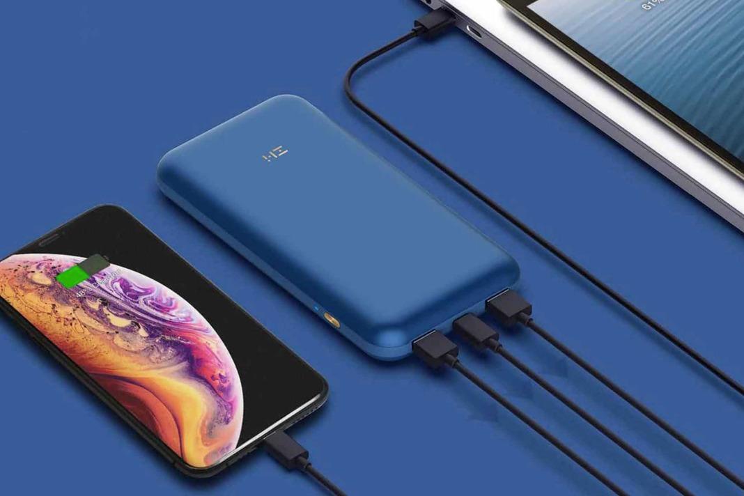 ZMI PowerPack 20K Pro – новый портативный аккумулятор Xiaomi на 20 000 мАч с мощностью 65 Вт